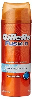 Gillette Fusion Hydragel Ultra Protection Pre Shave Gel- 195 g (200 ml)