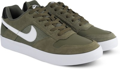Nike SB DELTA FORCE VULC Sneakers For Men(Green)