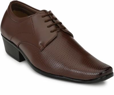 SiR CORBETT Derby For Men Brown SiR CORBETT Formal Shoes