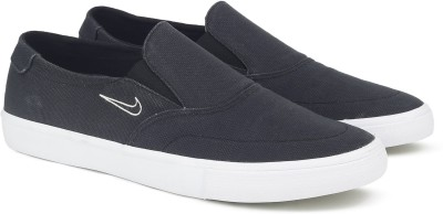Nike NIKE SB PORTMORE II SLR SLP C Slip On Sneakers For Men(Black) 1