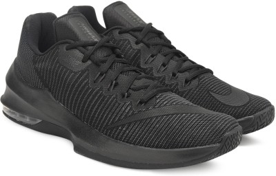 newest collection 0f617 5c82e 25% OFF on Nike AIR MAX INFURIATE 2 LOW Basketball Shoes For Men(Black) on  Flipkart   PaisaWapas.com