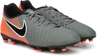 Nike OBRA 2 CLUB FG Football Shoe For Men(Grey) 1