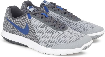 a3af0007702 25% OFF on Nike FLEX EXPERIENCE RN 6 Running Shoes For Men(Grey) on  Flipkart