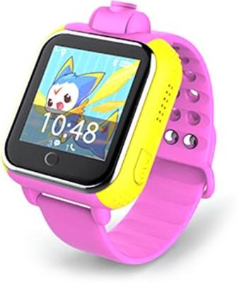Life Like Q730 phone Smartwatch(Pink Strap REGULAR)