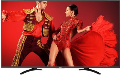 Haier 80cm (31 inch) HD Ready 3D LED Smart TV(LE32U5000A) at flipkart