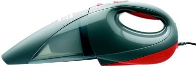 Black & Decker ACV 1205 Car Vacuum Cleaner(Orange, Grey)