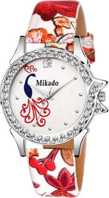Mikado Blue Luxury Analog watch for Women Watch  - For Girls