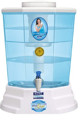 Kent Gold 20 Gravity Based Water Purifier