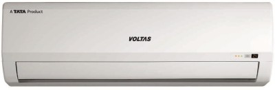 Voltas 1.5 Ton 3 Star BEE Rating 2018 Split AC  - White(183 LZD, Copper Condenser)