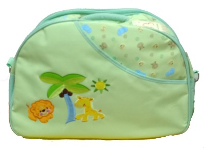 Contrive Multifunctional Baby Diaper Bag (Green) Mother Bag(Green)