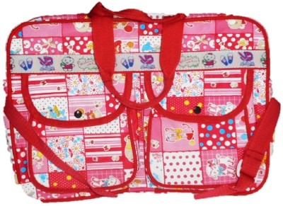 Silvertise STBB-Red-T1 Diaper Bag(Red)