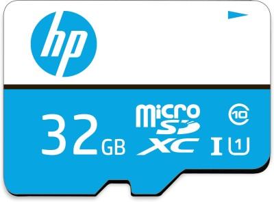 HP MicroSDHC 32 GB MicroSDHC Class 10 80 MB/s  Memory Card
