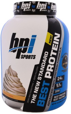BPI Sports Best Protein (Vanilla Swirl) Whey Protein(2.28 kg, Vanilla Swirl)