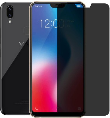 Micvir Edge To Edge Tempered Glass for Vivo Y81(Pack of 1)