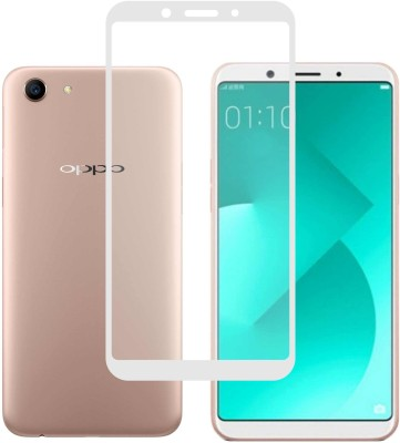 Case Creation Tempered Glass Guard for Oppo A79 2018(Pack of 1)