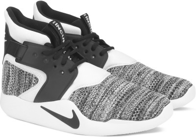 Nike NIKE INCURSION MID SE Sneakers For Men(Black, White) 1