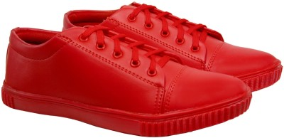 10% OFF on Crostail Red Colour Canvas