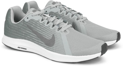 Nike NIKE DOWNSHIFTER 8 Walking Shoes For Men(Grey) 1