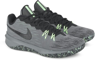 Nike ZOOM EVIDENCE II Walking Shoes For Men(Grey) 1