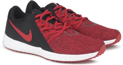 Nike NIKE VARSITY COMPETE TRAINER Training & Gym Shoes For Men(Red, Black) 1