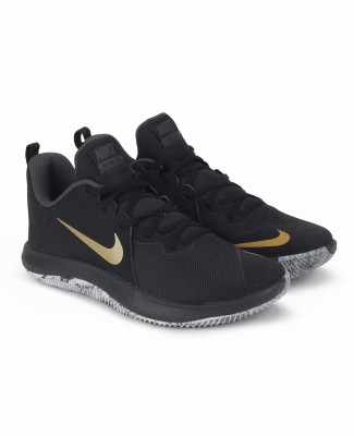 Nike NIKE FLY.BY LOW Basketball Shoes For Men(Black) 1