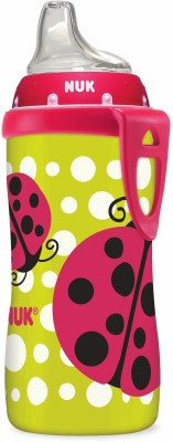 Nuk Active Silicone Spout Learning Cup Ladybug 10-Ounce(Multicolor)