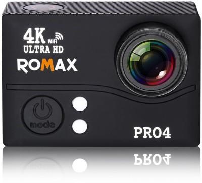 Romax Pro Pro 4 Sports and Action Camera(Black 20 MP) 1
