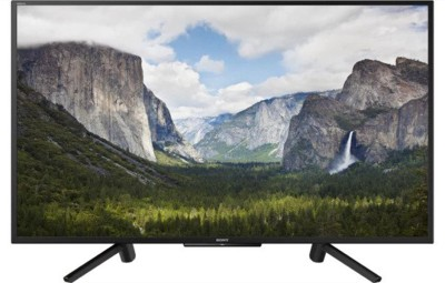 Sony 108cm (43 inch) Full HD LED Smart TV(KLV-43W662F)