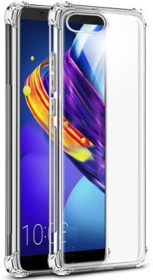 BESTTALK Back Cover for Honor View 10 Clear, Shock Proof