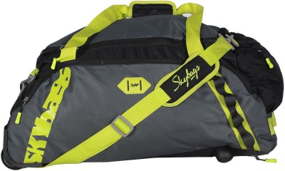 Skybags Xenon Wheel Duffle 65cm (Black) Travel Duffel Bag(Black) at flipkart