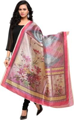 Zeel Clothing Floral Print, Embroidered, Embellished Lehenga Choli(Black, Blue)