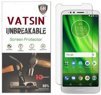 Vatsin Screen Guard for Motorola Moto G6 Play(Pack of 1)