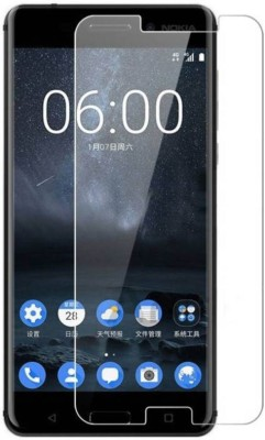 EASYBIZZ Tempered Glass Guard for Nokia 5(Pack of 1)