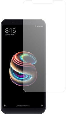 Case Creation Tempered Glass Guard for Mi Redmi Note 5 Pro(Pack of 1)
