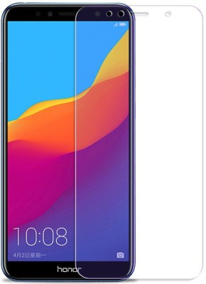 Micvir Tempered Glass Guard for Honor 7A(Pack of 1)