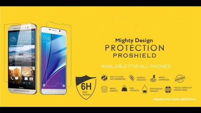 Mighty Design Tempered Glass Guard for Samsung Galaxy C10 Plus