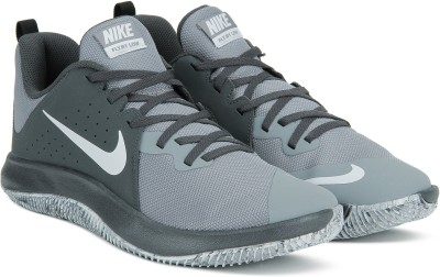 Nike FLY.BY LOW Basketball Shoes For Men(Grey) 1