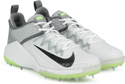 Nike LUNAR AUDACITY SS 19 Cricket Shoes For Men(White)