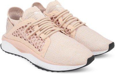 c70cdfe1ffd0 60% OFF on Puma TSUGI NETFIT evoKNIT Cameo Rose-Puma Whi Sneakers For  Women(Beige