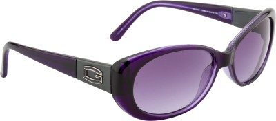 Guess Oval Sunglasses(Grey)