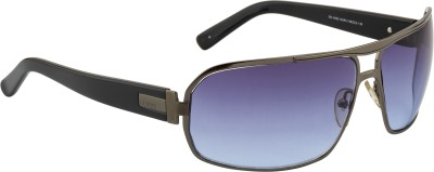 Guess Aviator Sunglasses(Blue)