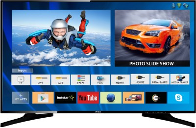 Onida LIVEGENIUS-2 (43FIS-W) (43 inch) Full HD LED Smart TV