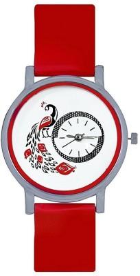 https://rukminim1.flixcart.com/image/400/400/jhkvgy80/watch/m/4/h/analogue-peacock-stylish-soft-red-strap-white-dial-watch-for-original-imaf5jh2uqmw9e5g.jpeg?q=90