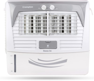 Crompton 54 L Window Air Cooler(white, grey, ACGC-OZONECLASSIC54) - at Rs 7499 ₹ Only