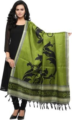 V J Fashion Art Silk Printed Women