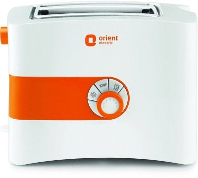 Orient PT2S05P 850 W Pop Up Toaster(White)
