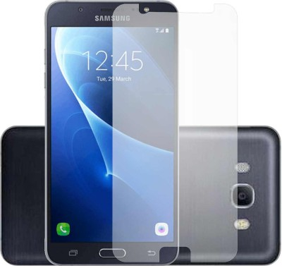 Case Creation Tempered Glass Guard for Samsung Galaxy On7 Prime(Pack of 1)