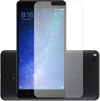 Case Creation Tempered Glass Guard for Mi Max(Pack of 1)