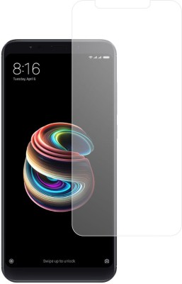 Case Creation Tempered Glass Guard for Mi Redmi Note 5(Pack of 1)