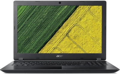Acer A315-21-43WX APU Dual Core A4 7th Gen - (4 GB/1 TB HDD/Linux) NX.GNVSI.004 Laptop(15.6 inch, Obsidian Black)